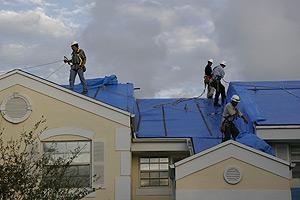 Fema Blue Tarp Roof Program 82