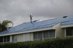 Fema Blue Tarp Roof Program 80