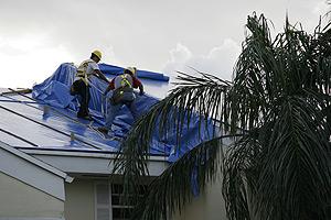 Fema Blue Tarp Roof Program 121