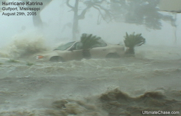 Hurricane Katrina Video Stock Hurricane Katrina Storm